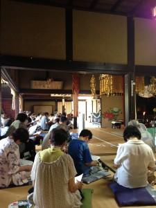夏期仏教講演会2013